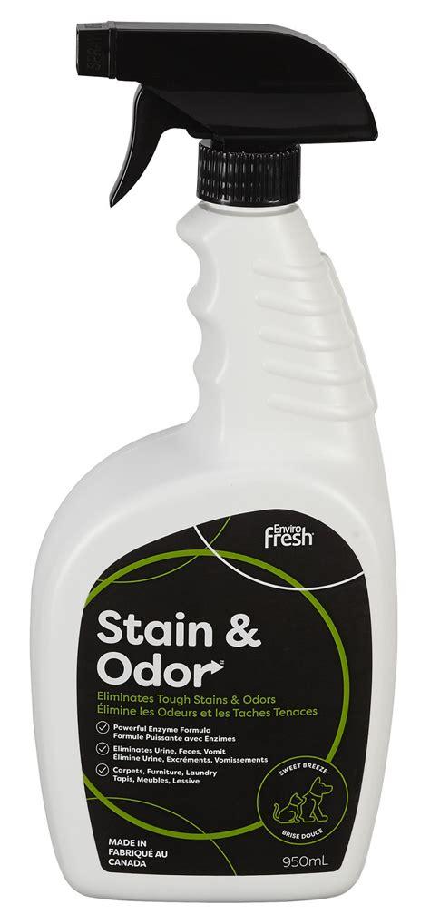 stain odor  enviro fresh