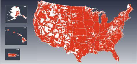 verizon wireless coverage map accurate talk coverage maps for talk