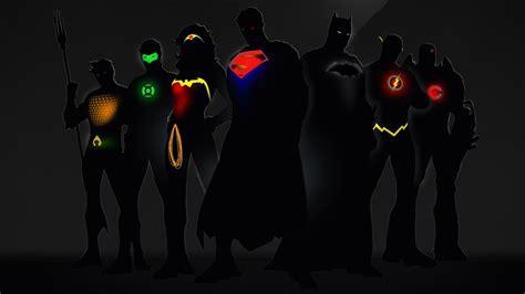 Kaos Superman Logo Klasik Glow In The Heroes Dc Logo L2k justice league new tribute
