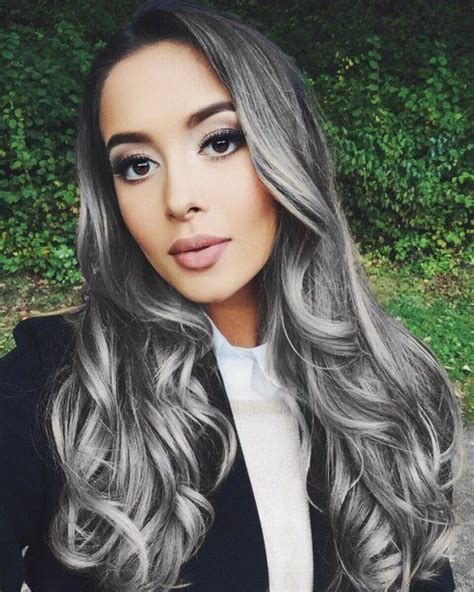 78 best images about trend grey hair on pinterest 20 best grey hair trend