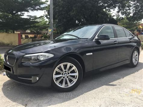 how cars run 2011 bmw 7 series transmission control bmw 523i 2011 2 5 in selangor automatic sedan grey for rm