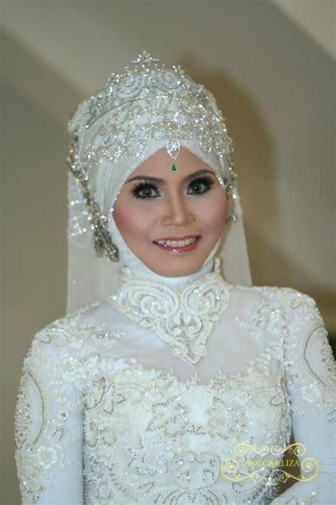 contoh kebaya muslim model kebaya pengantin muslim modern tips dan info