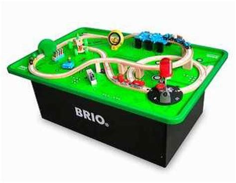 brio train set with table brio train table set kinderspell