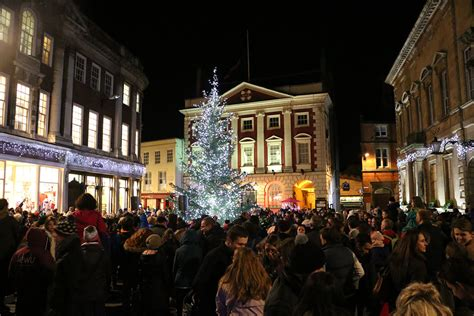 york christmas lights switch on 2016 what s happening