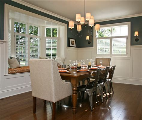 Benjamin Dining Room Green Family Home With Smart Interiors Home Bunch Interior