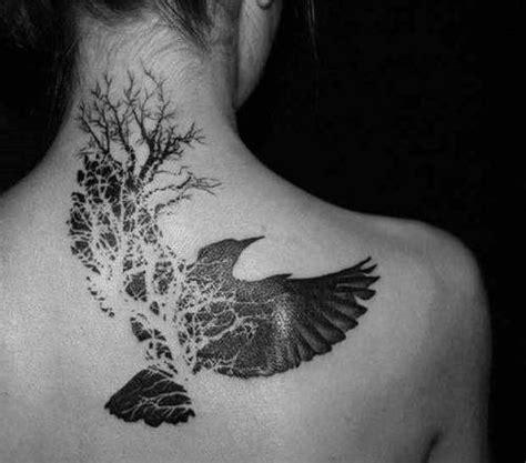 raven tattoo on neck best 20 raven tattoo ideas on pinterest crow tattoos