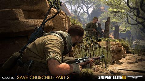 save 80 on sniper elite 3 on steam sniper elite 3 save churchill part 3 confrontation