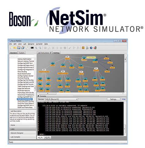 tutorial belajar subnetting ccnp network simulator router simulator netsim 11 autos post