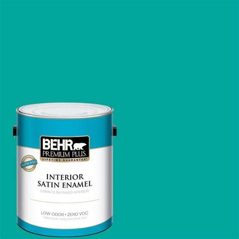 behr paint colors mermaid sea behr premium plus 1 gal p440 7 mermaid sea satin enamel
