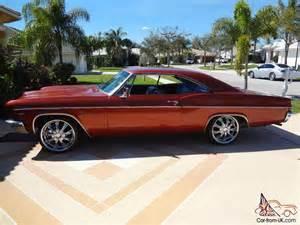 1966 chevy impala 2 door sport