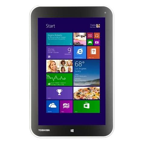 Hp Toshiba Wt8 tablet windows 8 1 sharemedoc