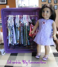 of three s craft make your own doll