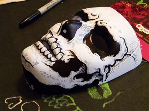 diy masks diy skull mask crafts diy masks skulls and diy and crafts