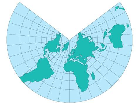 conic map lambert conformal conic