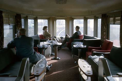 Auto Upholstery Nyc by New York Central 20th Century Limited Observation Car