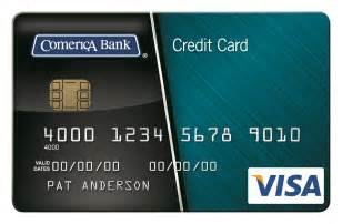how do business credit cards work comerica credit card comerica