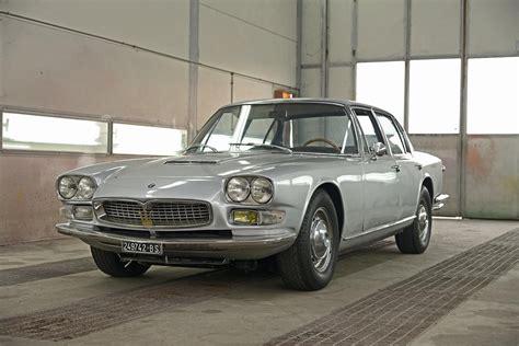 vintage maserati quattroporte 1963 1970 maserati quattroporte review supercars net