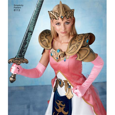 zelda belt pattern pattern 8113 misses costume with craft foam armor belt