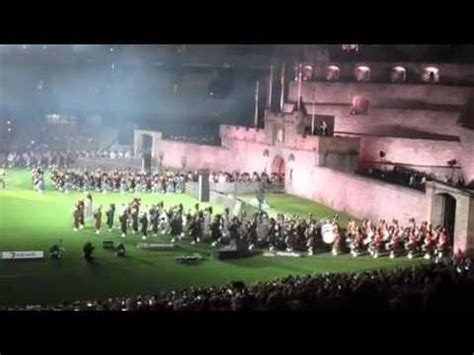 edinburgh tattoo etihad edinburgh military tattoo melbourne youtube