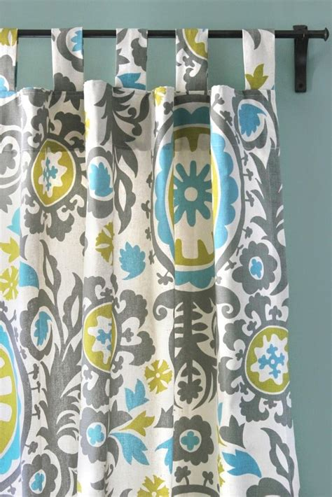 how to sew tab top curtains 17 best ideas about tab curtains on pinterest how to sew