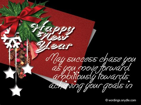 new year wishes in new year greetings message for business partners best