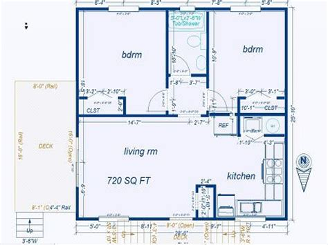 Blueprint House Plans by Small Cottage House Plans Small House Floor Plan Blueprint