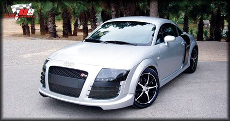 Audi N8 by Kit Styling For Audi Tt 8n High Performance Tuning