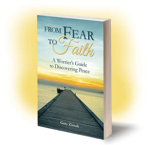 forged in from fear to faith books a worrier s guide author with gary zimak
