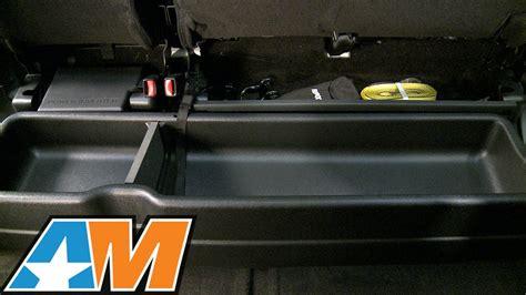 husky seat tool box 2015 2016 f 150 husky gearbox seat storage box