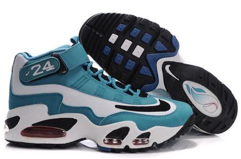 ken griffey jr basketball shoes nike ken griffey shoes white cyan caress your
