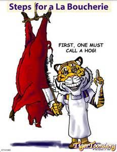 pics of lsu tigers beat razorback bandit s lsu sports blog prediction lsu 41 arkansas 35