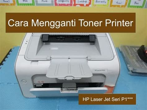 Toner Isi Ulang Hp Laserjet P1102 Cara Mengisi Ulang Toner Printer Hp
