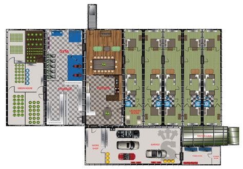 Modular Floor Plans And Prices luxury series bunker complexes quot the presidential