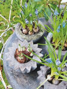 how to make garden containers diy concrete planter project outdoortheme