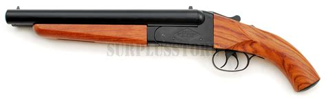 hs mad max 6mm airsoft sawn off shotgun rif