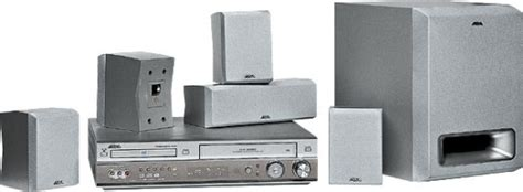 home theatre system aiwa avj  review  test