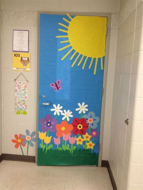 School Door Decorations by Door Decorations Classroom Images Teaching
