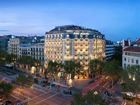 barcelona best hotels best hotels in spain and portugal readers choice awards
