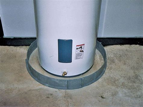 water heater flooded basement floodring water heater flood protection in ma and ri