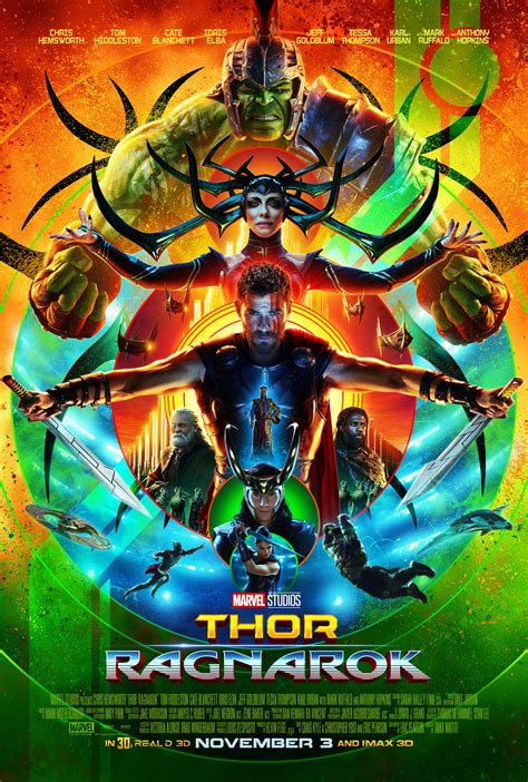 Film Thor Sebelum Ragnarok | have you seen these new thor ragnarok movie posters