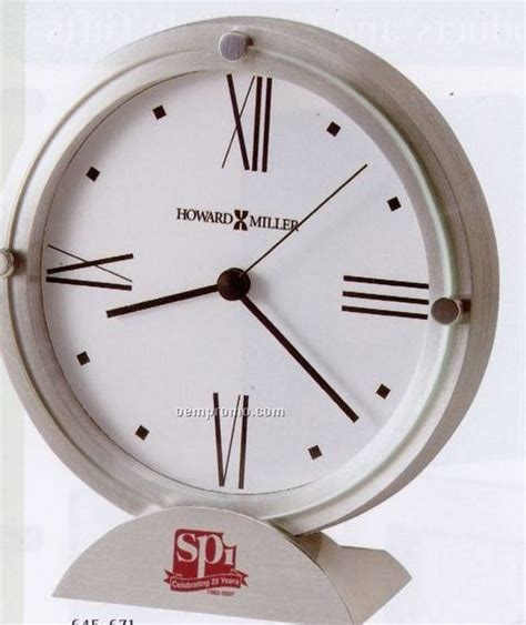 howard miller simon desk clock optical faceted clock china wholesale
