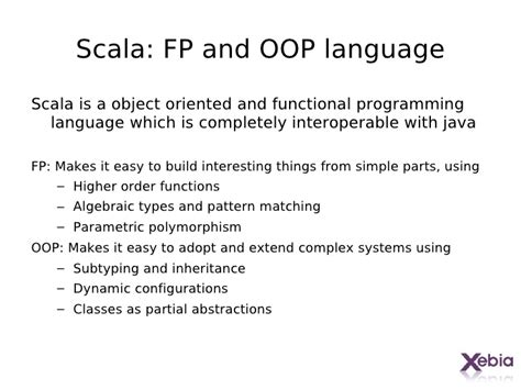 learning scala programming object oriented programming meets functional reactive to create scalable and concurrent programs books getting started with scala