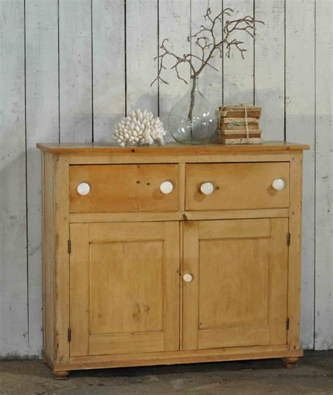 School Cabinets by Antique Pine School Cabinet Two Drawers Two Cupboard