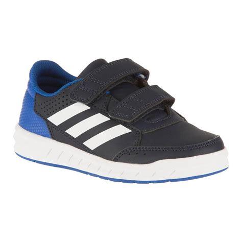 adidas tennisschoenen voor kinderen adidas altasport blauw decathlon