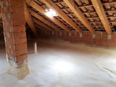 isolamento soffitto dall interno coibentazione sottotetto dall interno