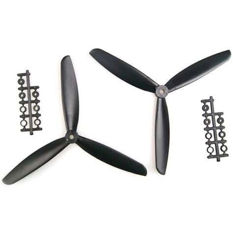 Abs 10x45 1045 Cw Ccw Propeller Fit To Dji Motor And Universal Motor 1045 3 blade propeller abs cw ccw for 450 500 550 frame kit