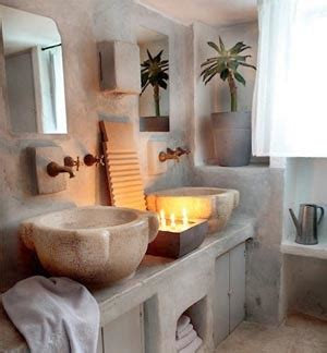 bagni di pietra idee bagno in pietra naturale e ricostruita