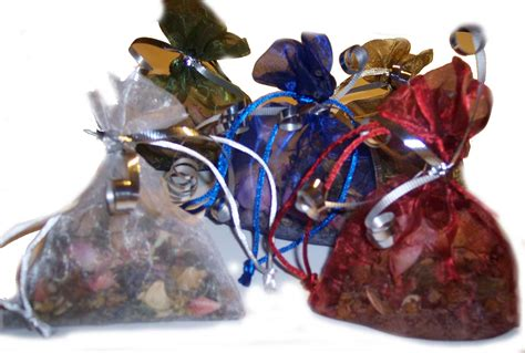 Charm Bag Tutorials How To Make A Charm Bag Just Wicca