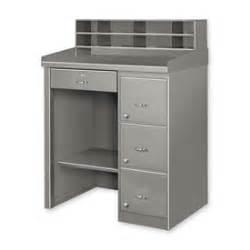 The Desk Store Shop Receiving Desks At Globalindustrial