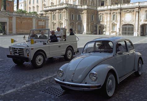 volkswagen maggiolino vw typ  beetle musei vaticani